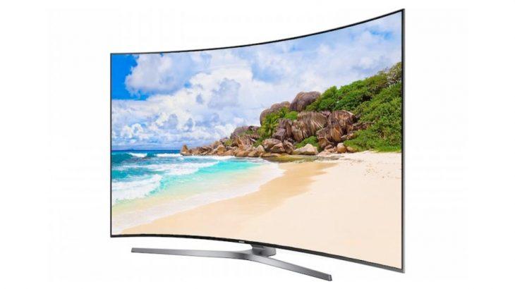 Novas telas de TV