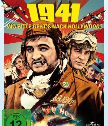 !941, dirigido por Spielberg, foi restaurado e continua não engatando
