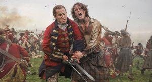 batalha de outlander