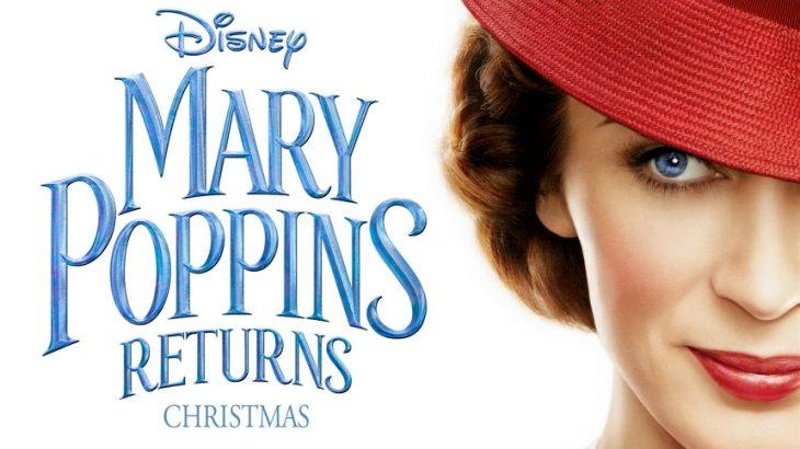 O retorno deMary Poppins