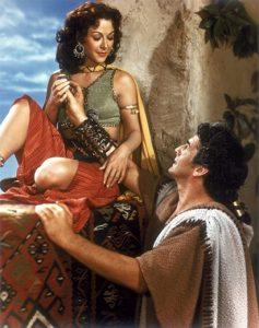 Sansão e Dalila