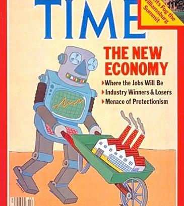 A nova economia não chegou lá