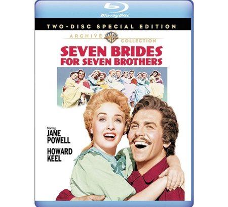 Sete Noivas para Sete Irmãos, musical da M-G-M, recuperado e lançado em Blu-ray