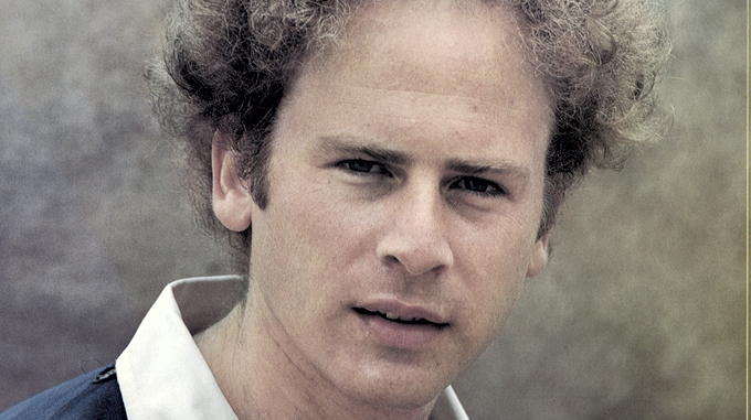 Art Garfunkel está no selo Dutton Vocalion