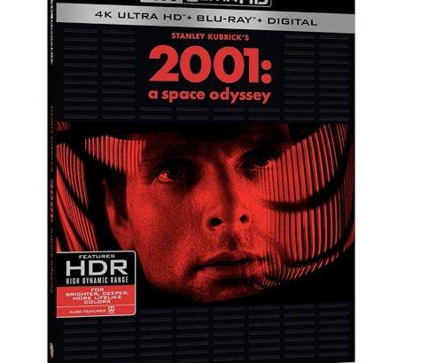 2001, Uma Odisseia no Espaço, em versão UHD
