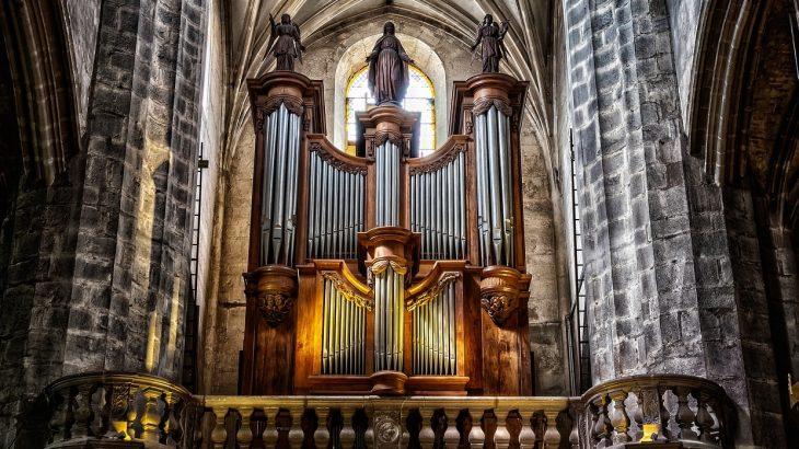 concerto de órgão