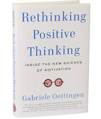 Livro sobre o pensamento positivo
