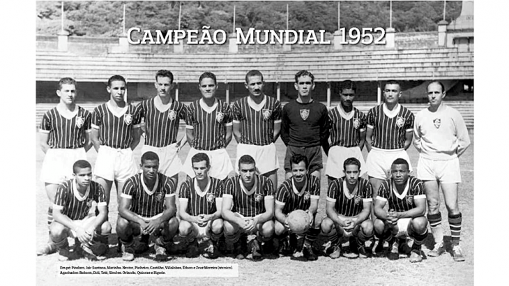 Fluminense campeão 1952