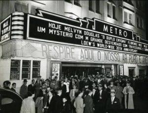 Cinema Metro Tijuca