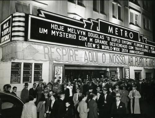 Cinema Metro Tijuca