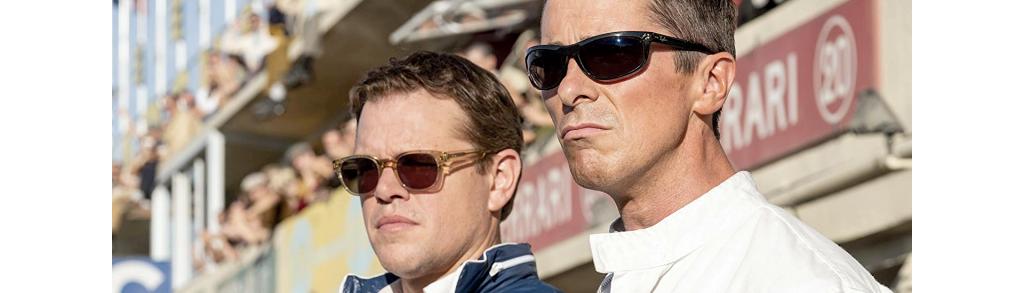 Baseado em uma história verdadeira, o filme Ford vs Ferrari surpreende pela desenvoltura
