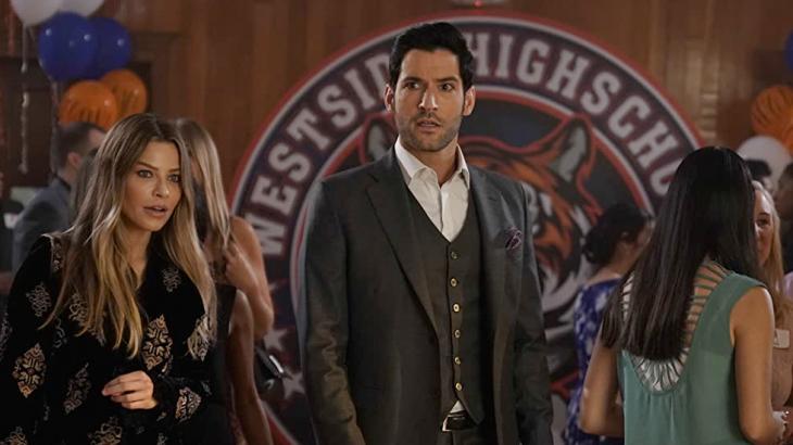 Seriado Lucifer chega à 5ª temporada