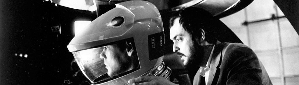 Stanley Kubrick, diretor de 2001, uma Odisseia no Espaço