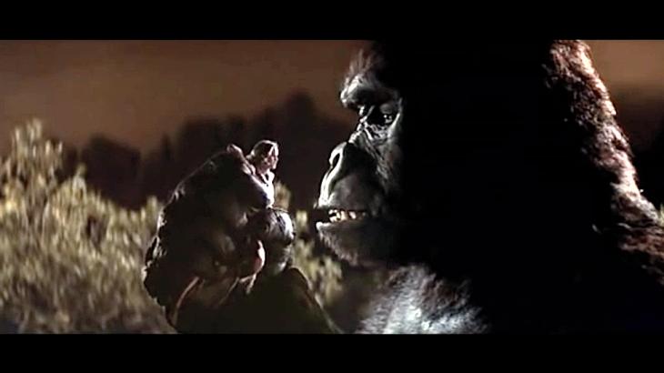 King Kong, de 1976