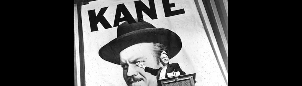 Cidadão Kane, obra prima do cinema