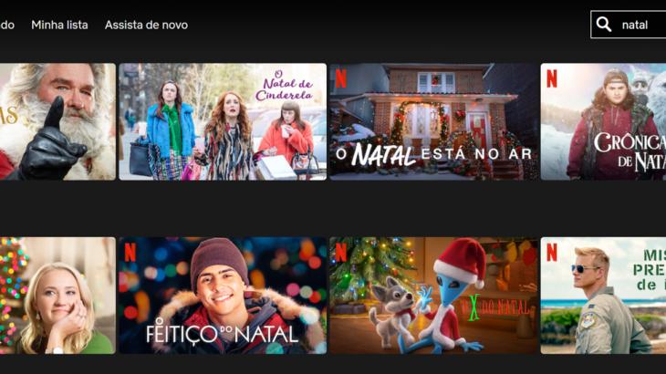 Filmes no período de Natal