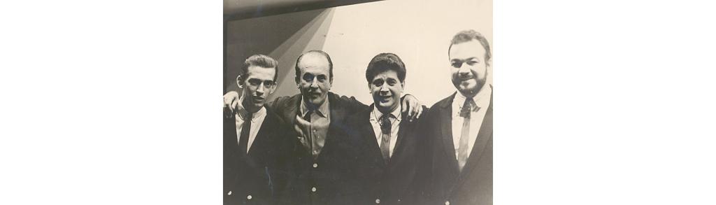 Tamba Trio, depois Tamba 4, ícone da Bossa Nova