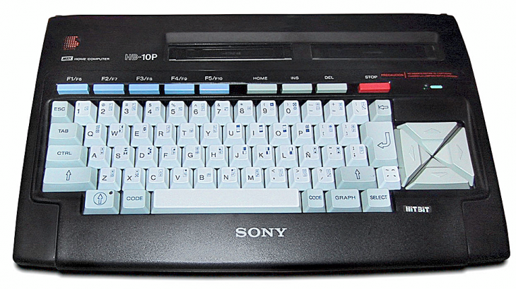 8 bits em micro MSX